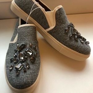Mossimo Target Jeweled Slip-on Sneakers